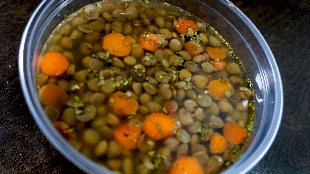 Lentils-soup