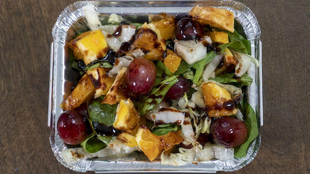 Orange-feta-salad